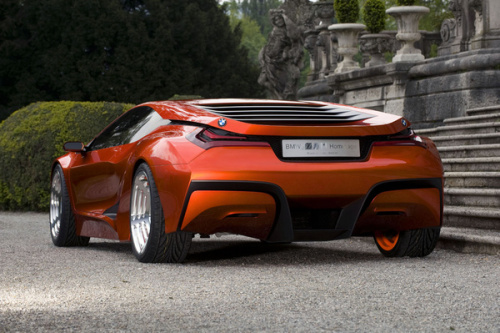 BMW M1 Homage Rear